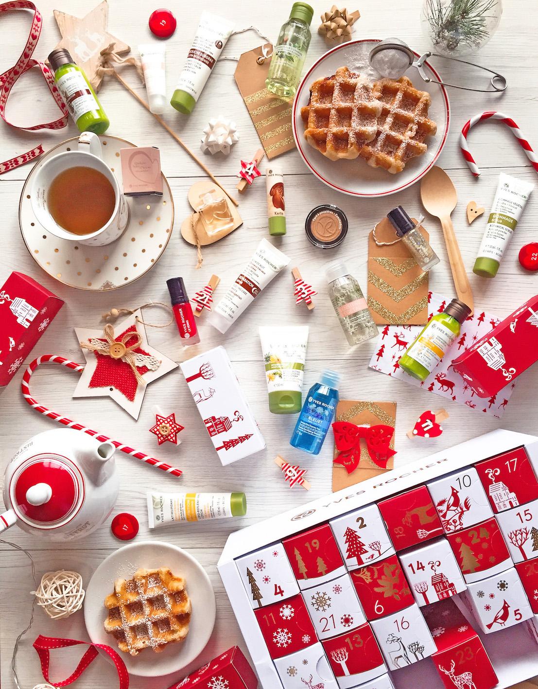 Calendario Avvento Yves Rocher.Aspettando Natale Il Calendario Dell Avvento Di Yves Rocher
