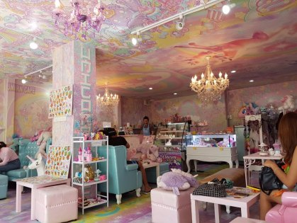 Photo credits Unicorn Cafe Tripadvisor